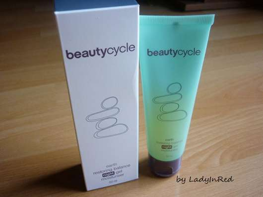 beautycycle earth restoring balance night gel