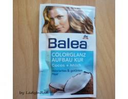 Produktbild zu Balea Colorglanz Aufbaukur Cocos + Milch