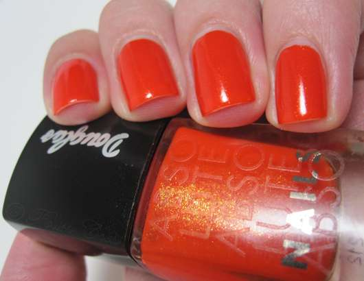 Absolute Douglas Absolute Nails Nagellack, Farbe: Ready To Go