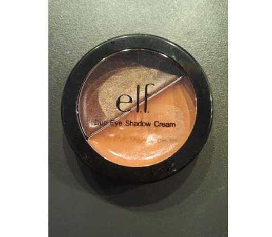 e.l.f. Duo Eyeshadow Cream, Farbe: Butter Pecan
