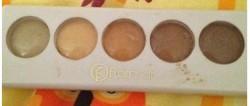 Produktbild zu Flormar Color Palette Eye Shadow – Farbe: 04