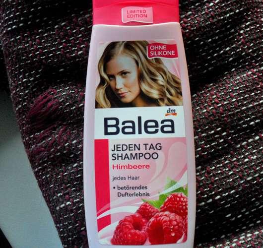 test shampoo balea jeden tag shampoo himbeere limited. Black Bedroom Furniture Sets. Home Design Ideas