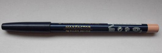 Max Factor Kohl Kajal, Farbe: 090 Natural Glaze