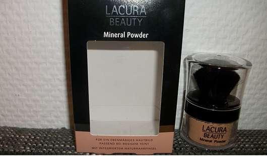 test puder lacura beauty mineral powder testbericht von esposa1969. Black Bedroom Furniture Sets. Home Design Ideas