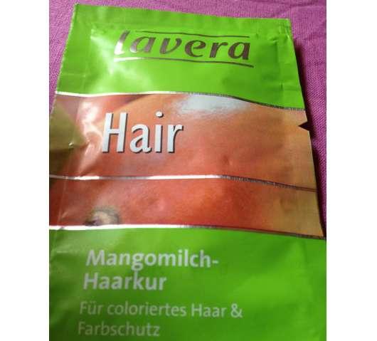 lavera Hair Mangomilch-Haarkur