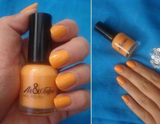 Manhattan Buffalo Nail Polish, Farbe: 06 All For Peach (LE)