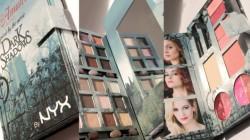 Produktbild zu NYX Dark Shadows Palette