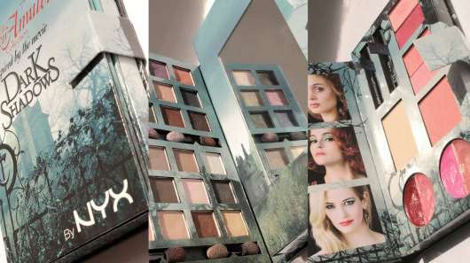 NYX Dark Shadows Palette