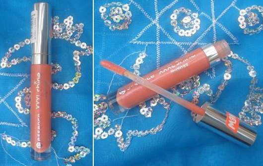 essence XXXL shine lipgloss, Farbe: 18 sparkling papaya