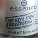 essence ready for boarding peel off base coat (LE)