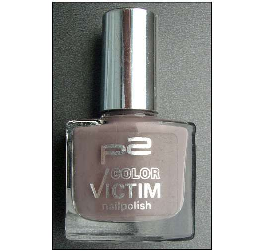 p2 color victim nail polish, Farbe: 208 rich & royal