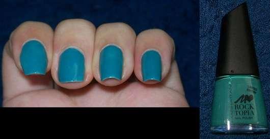Manhattan Rocktopia Nail Polish, Farbe: 6 Stage Diver (LE)
