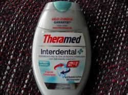 Produktbild zu Theramed 2in1 Interdental Fluorid-Zahncreme