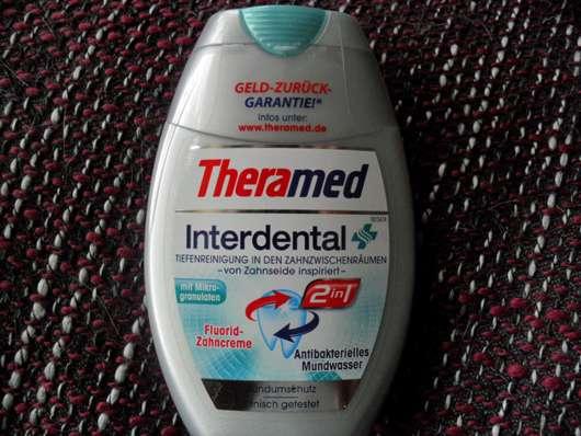 Theramed 2in1 Interdental Fluorid-Zahncreme
