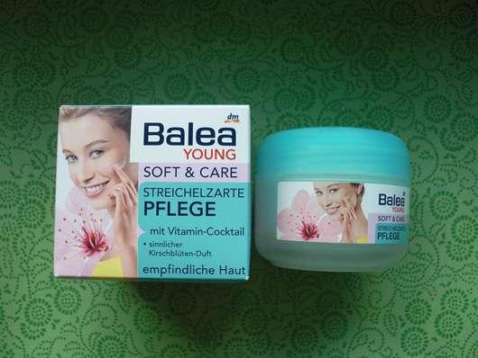 <strong>Balea Young Soft & Care</strong> Streichelzarte Pflege (empfindliche Haut)