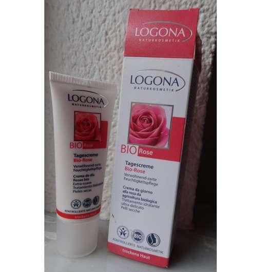 LOGONA Tagescreme Bio-Rose