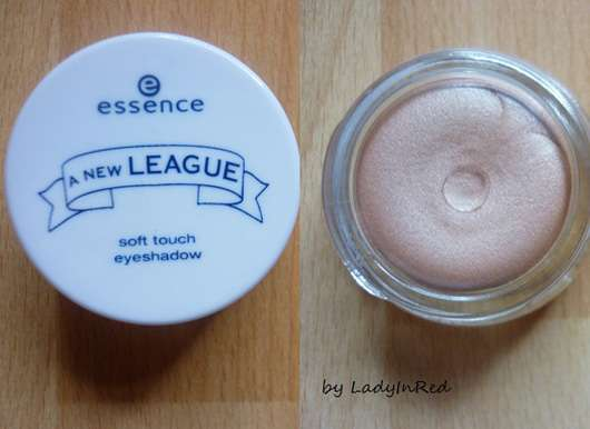 essence a new league soft touch eyeshadow, Farbe: 01 my caddy in the wind (LE)