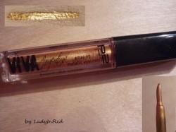 Produktbild zu p2 cosmetics viva argentina amazing metallic eyeliner – Farbe: 01 tango (LE)
