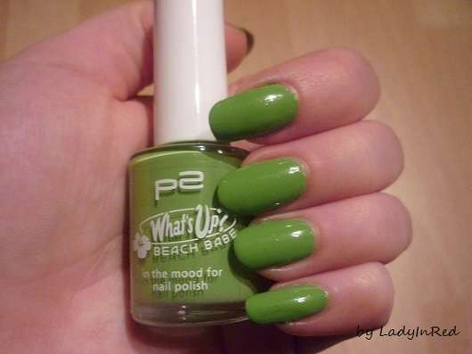 p2 what's up beach babe? in the mood for nail polish, Farbe: 040 adventurous! (LE)