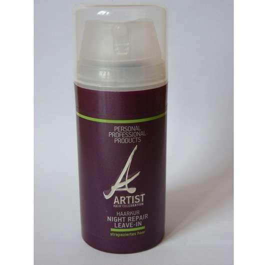 Artist Hair Celebration Haarkur Night Repair Leave-In