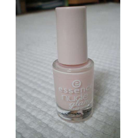 essence nude glam nail polish, Farbe: 01 cotton candy