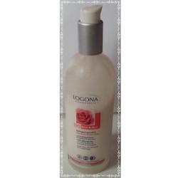 Produktbild zu LOGONA Reinigungsmilch Bio-Rose & Bio-Aloe