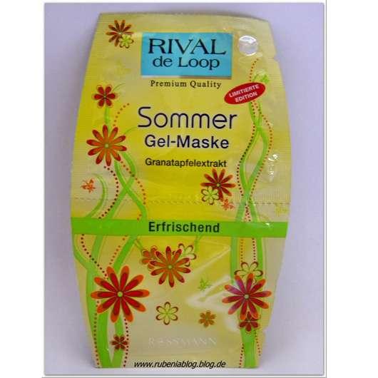 Rival de Loop Sommer Gel-Maske (LE)