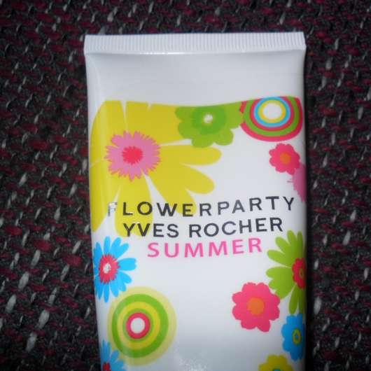 Yves Rocher Flowerparty Summer – Parfürmiertes Duschgel