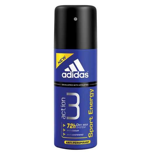 adidas action 3 Sport Energy Anti-Transpirant Deodorant