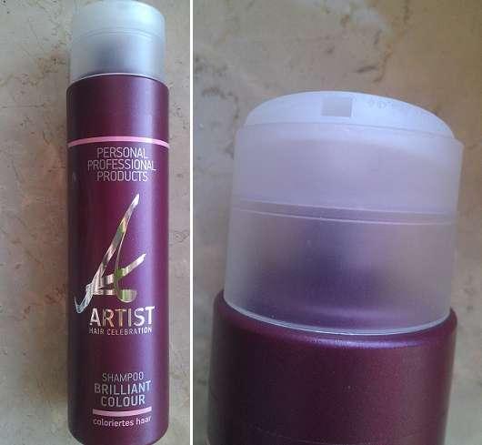 Artist Hair Celebration Shampoo Brilliant Colour (für coloriertes Haar)