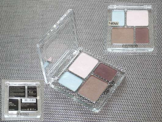 Catrice Absolute Eye Colour Quattro, Farbe: 050 Twinkle In The Eye