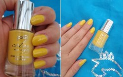 Produktbild zu p2 cosmetics color me softly dream a little dream nail polish – Farbe: 010 pearly yellow (LE)