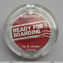 essence ready for boarding lip & cheek creme, Farbe: 01 sending you kisses (LE)