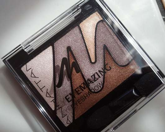 Manhattan Eyemazing Eyeshadow, Farbe: 1 (Flitter Belle LE)