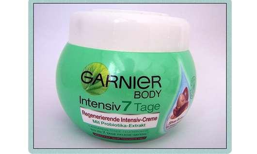 Garnier Body Intensiv 7 Tage Regenerierende Intensiv-Creme