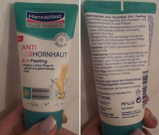 Hansaplast Anti Hornhaut 2in1 Peeling