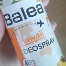 Balea Hawaii Deospray Papaya & Frangipani (LE)
