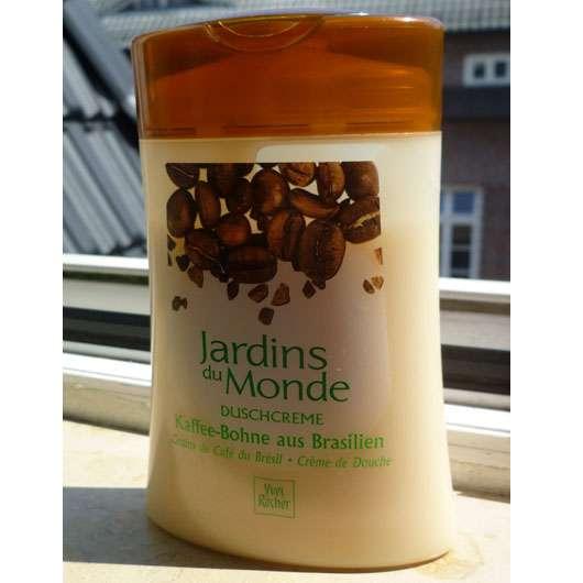 Yves Rocher Jardins du Monde Duschcreme Kaffee-Bohne aus Brasilien