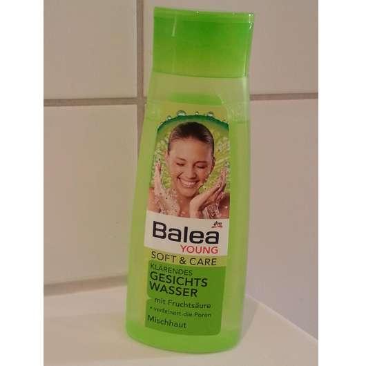 Balea Young Soft & Care Klärendes Gesichtswasser mit Fruchtsäure