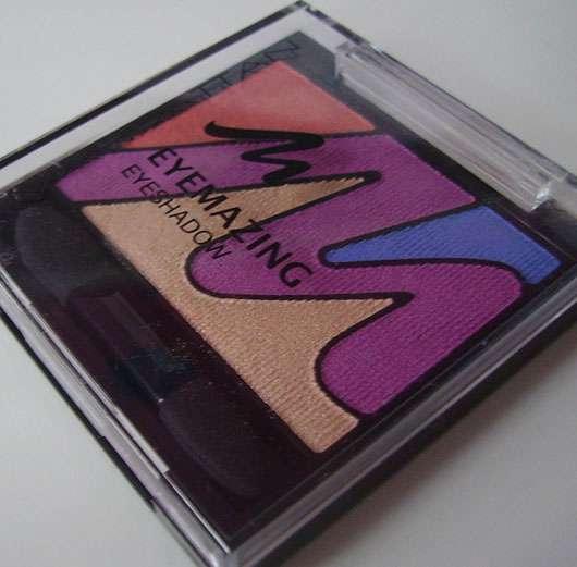 Manhattan Eyemazing Eyeshadow, Farbe: 4 Bikini Bash (Summerama LE)