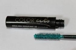 Produktbild zu agnès b. Color'Cils Mini-Mascara Multicolor – Farbe: Lagon