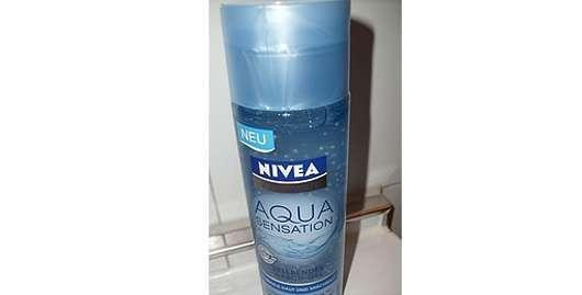 Nivea Visage Aqua Sensation Belebendes Wasch-Gel