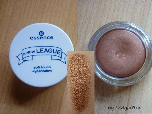 essence a new league soft touch eyeshadow, Farbe: 03 oh de prep (LE)