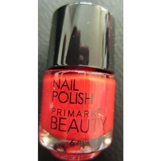 Primark Beauty Nail Polish, Farbe: Rot