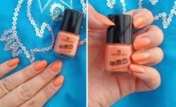 Produktbild zu essence rebels latex nail polish – Farbe: 03 peach punk (LE)