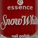 essence snow white nail polish, Farbe: 01 snow white (LE)