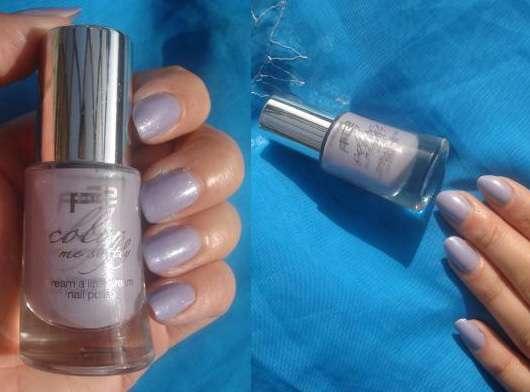 p2 color me softly dream a little dream nail polish, Farbe: 030 pearly lilac (LE)