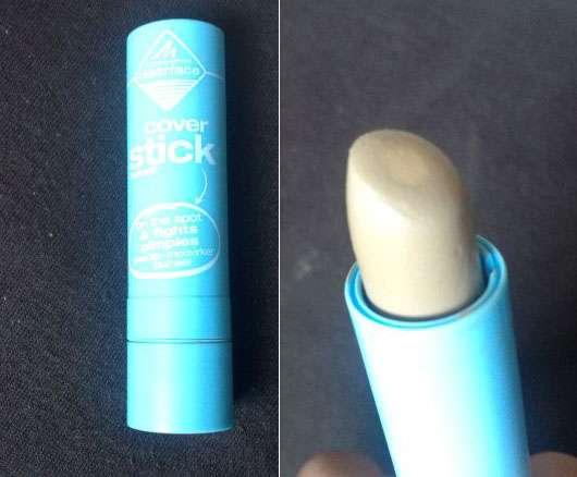 test concealer abdeckstift manhattan clearface coverstick mit wirkstoffkern farbe 75. Black Bedroom Furniture Sets. Home Design Ideas