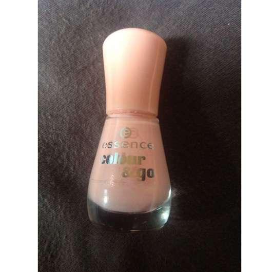 essence colour & go nail polish, Farbe: 110 modern romance
