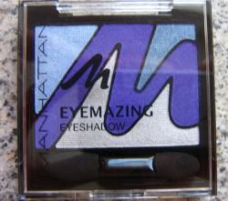 Produktbild zu MANHATTAN Eyemazing Eyeshadow – Farbe: 2 (Flitter Belle LE)